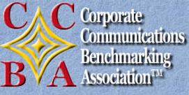 Corporate Communications Benchmarking Association logo